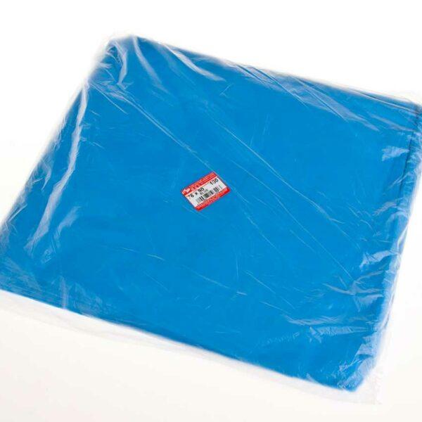 (100) TUFFLENE  FLAT BAGS 76×90