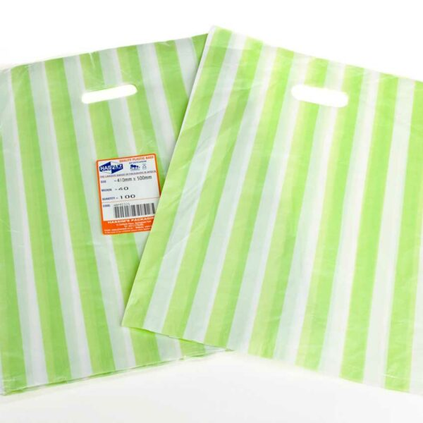 100 HD Boutique Bag 41×50 Stripe