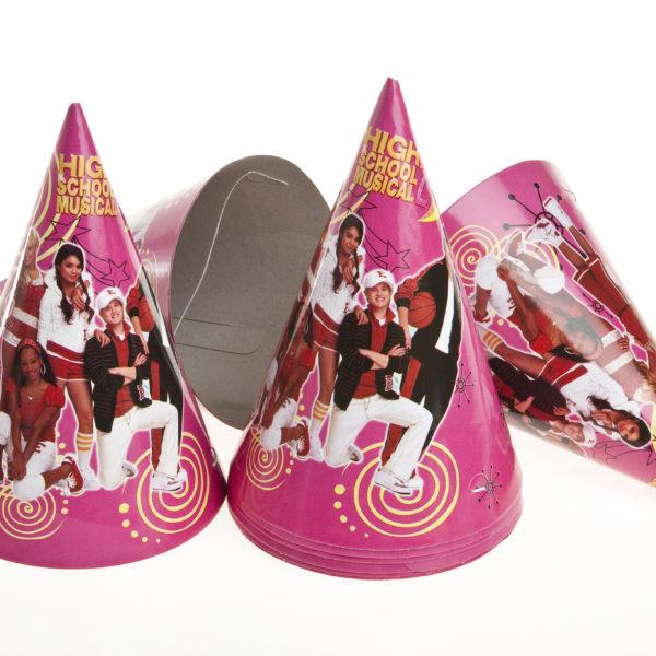 """x10 """"High School Musical"""" Hats"""