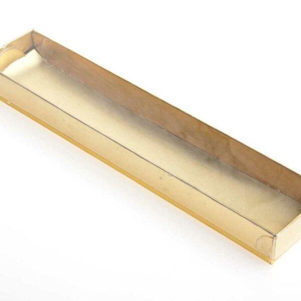 PVC CONT.6 TRUFFLE GOLD 200x40x18mm