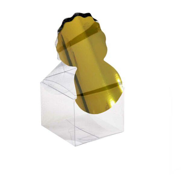 (10) PVC Cont.Valentine 60x60x50mm  (TBD)