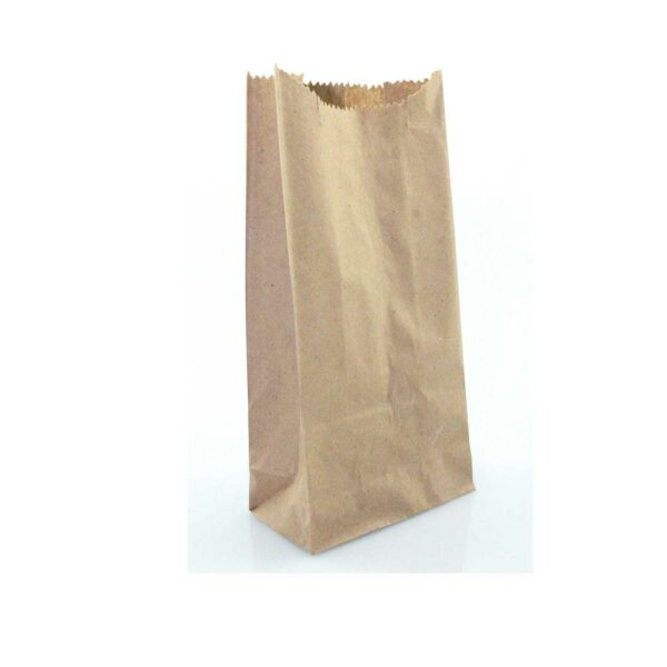 (100) S.O.BROWN BAGS SIZE 2