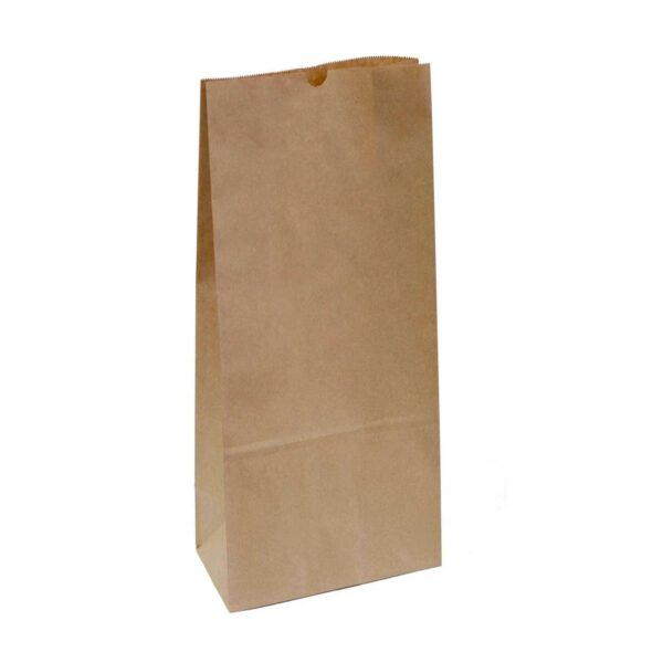 (25) S.O.BROWN BAGS SIZE 8
